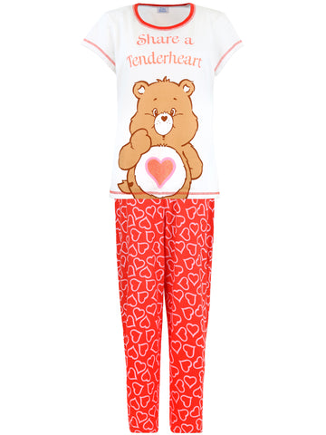 Womens Care Bear Pyjamas