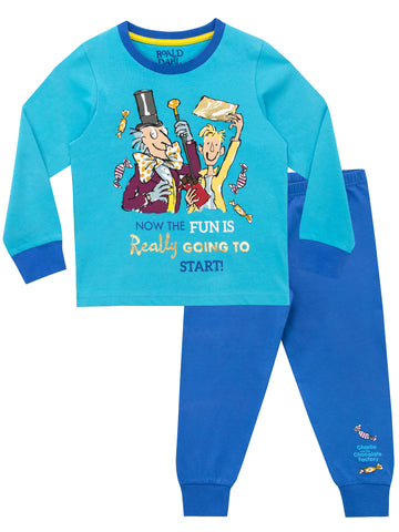Charlie and The Chocolate Factory Pyjama Set