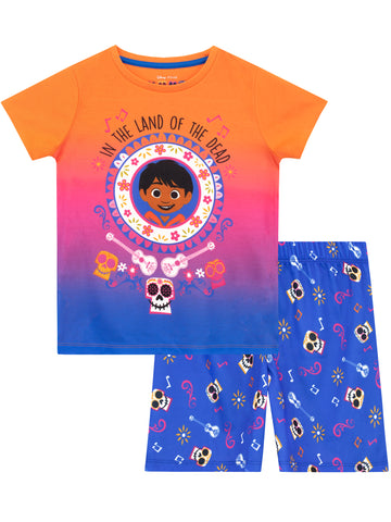 Disney Coco Short Pyjamas