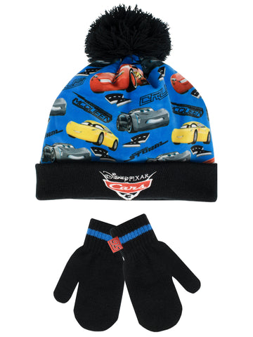 Disney Cars Winter Set