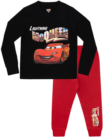 Disney Cars Pyjama Set - Lightning McQueen