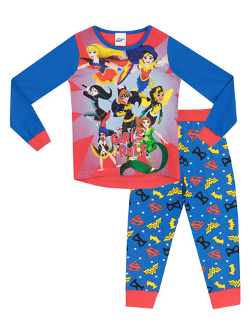DC Superhero Pyjamas