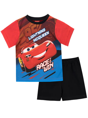 Disney Cars Short Pyjamas