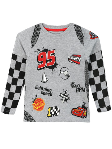 Disney Cars Long Sleeve T-shirt