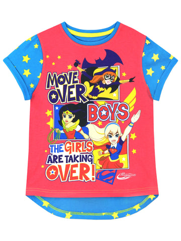 DC Superhero Girls T-Shirt