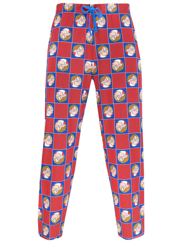 Mens Grumpy Lounge Pants