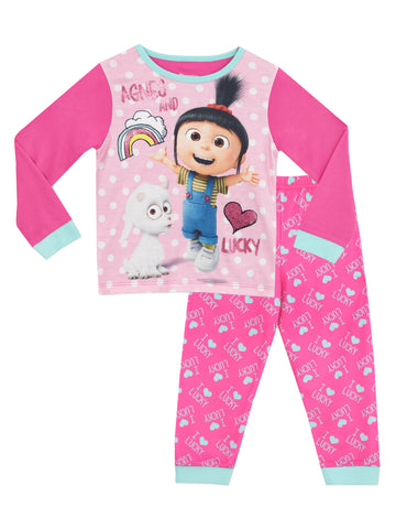 Despicable Me Pyjamas - Agnes & Lucky