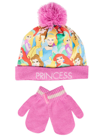 Disney Princess Winter Set
