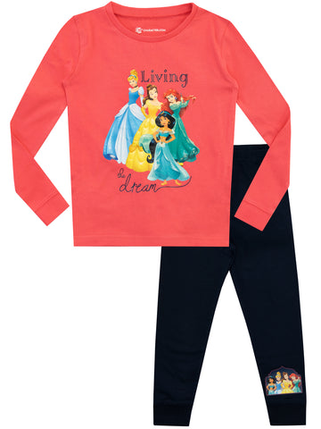 Disney Princess Pyjamas - Snuggle Fit