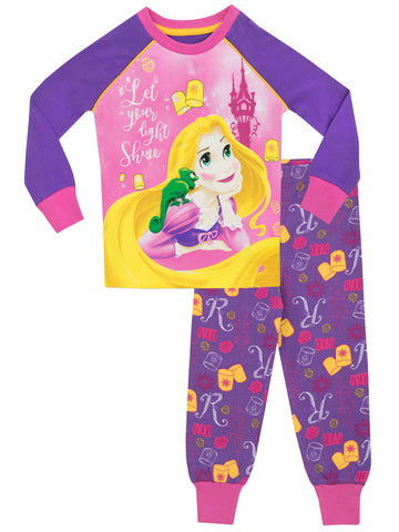 Disney Tangled Pyjamas - Snuggle Fit
