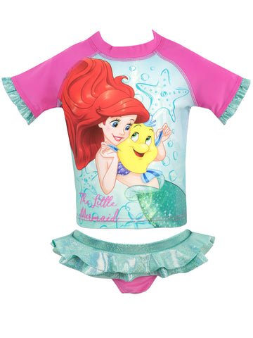 The Little Mermaid Swim Set