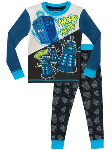 Dr Who Pyjamas - Snuggle Fit
