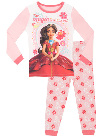 Elena Of Avalor Pyjamas - Snuggle Fit