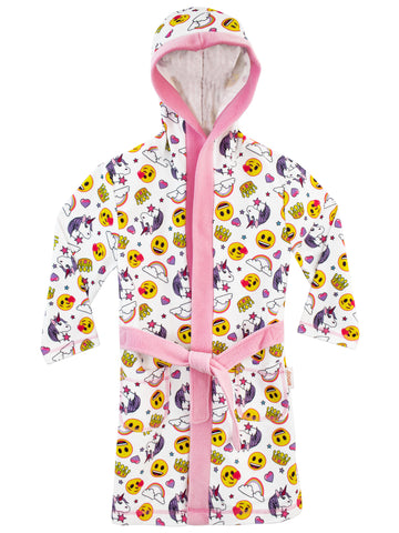 Emoji Dressing Gown