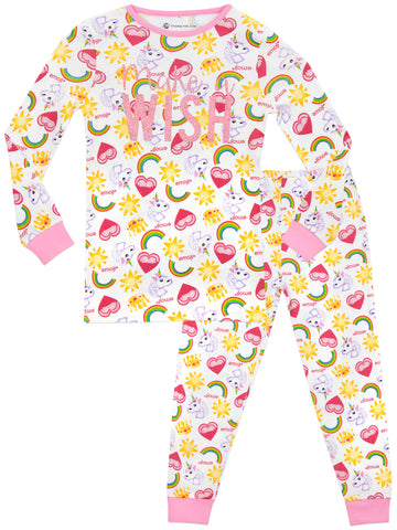Emoji Snuggle Fit Pyjamas