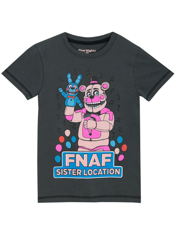 Five Nights At Freddy's T-Shirt - Sister Location