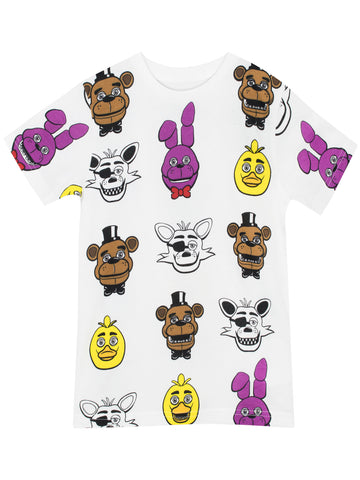 Five Nights At Freddy's Tee