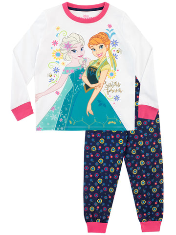 Disney Frozen Pyjamas - Anna and Elsa