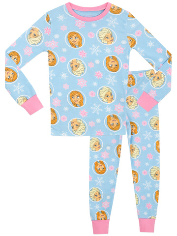Disney Frozen Pyjamas - Snuggle Fit