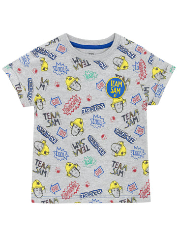 Fireman Sam T-Shirt - Team Sam