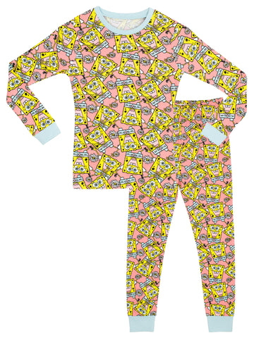 SpongeBob SquarePants Snuggle Fit Pyjamas
