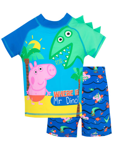 George Pig Swim Set
