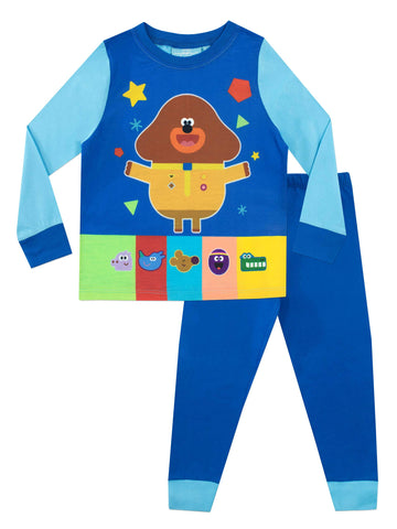 Hey Duggee Long Sleeve Pyjamas