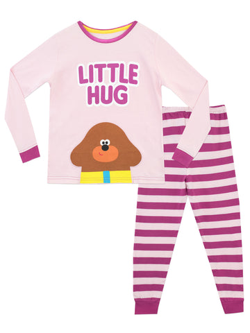 Girls Hey Duggee Pyjamas Mini Me