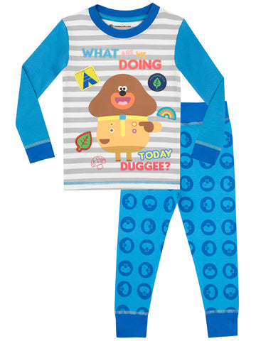 Hey Duggee Pyjamas - Snuggle Fit