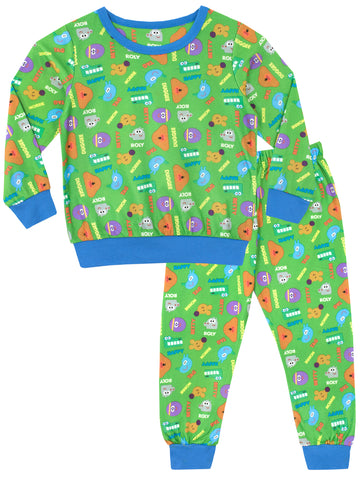 Hey Duggee Pyjamas - Norrie, Bety, Roly & Tag
