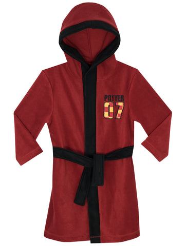 Boys Harry Potter Dressing Gown