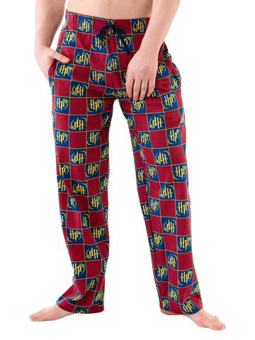 Mens Harry Potter Lounge Pants