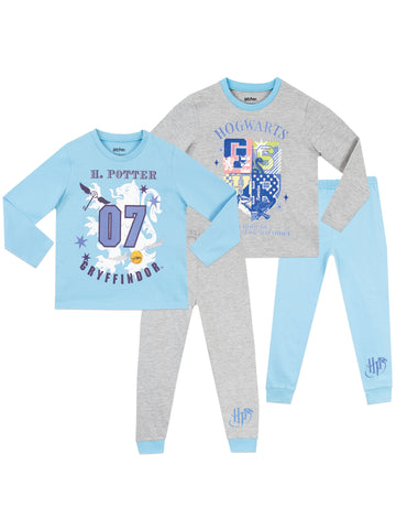 Harry Potter Pyjamas - 2 pack
