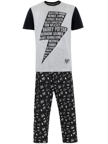Mens Harry Potter PJs
