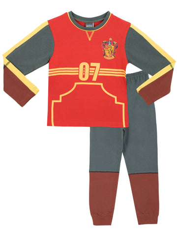 Harry Potter Quidditch Pyjamas
