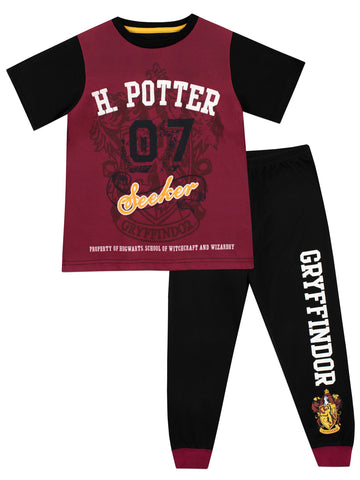 Harry Potter Pyjamas - Quidditch Seeker