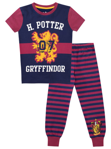 Girls Harry Potter Pyjamas Snuggle Fit