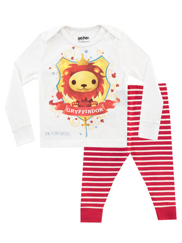 Harry Potter Gryffindor Pyjamas - Snuggle Fit