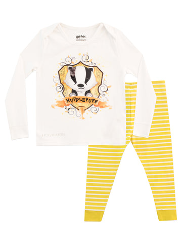Harry Potter Hufflepuff Pyjamas - Snuggle Fit