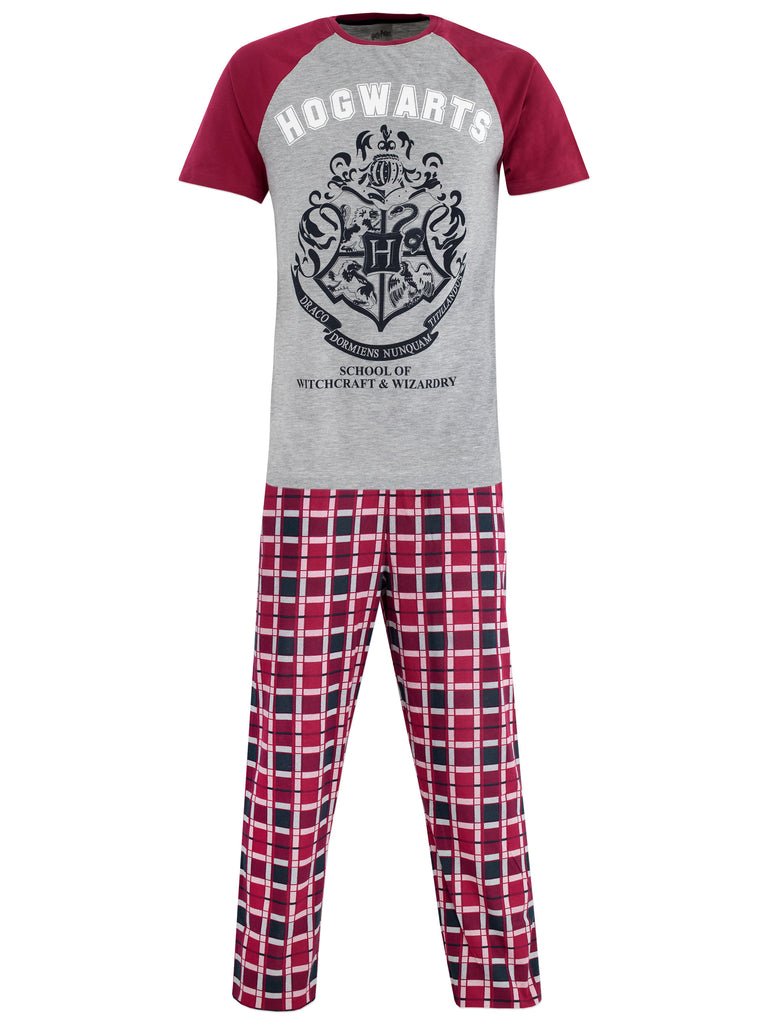 buy mens harry potter pyjamas official merchandise. Black Bedroom Furniture Sets. Home Design Ideas