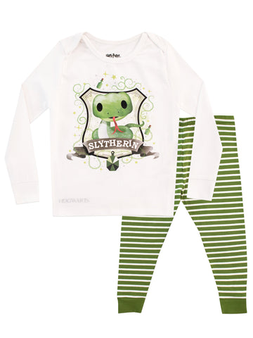 Harry Potter Slytherin Pyjamas - Snuggle Fit