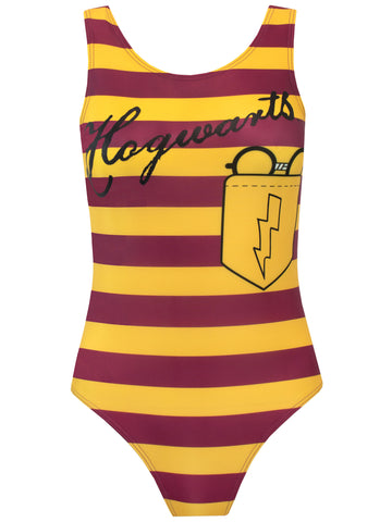 Womens Harry Potter Swimsuit