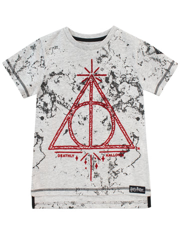 Harry Potter T-Shirt - Deathly Hallows