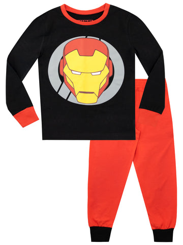 Iron Man Pyjamas - Snuggle Fit