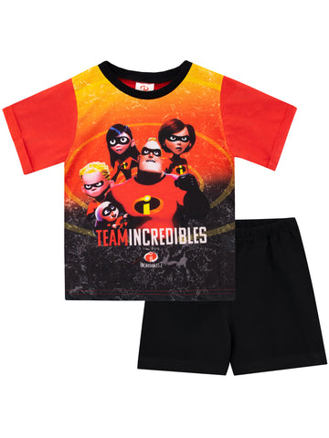 The Incredibles Short Pyjamas