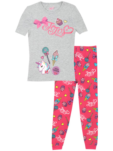 JoJo Siwa Snuggle Fit Pyjamas