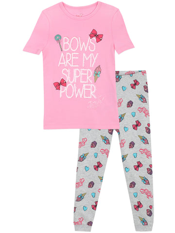 JoJo Siwa Pyjama Set - Snuggle Fit