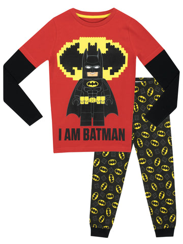 Lego Batman Snuggle Fit Pyjamas