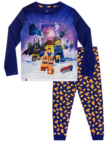 Lego Movie Pyjamas - Emmet, Batman, and Rex Dangervest