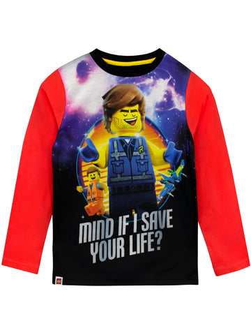 Lego Movie Long Sleeve Top